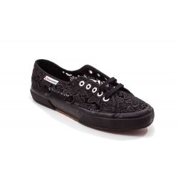 Sneakers Basse  Superga color Nero  Sneaker Bassa Donna Superga online - prezzo:   29.90 €