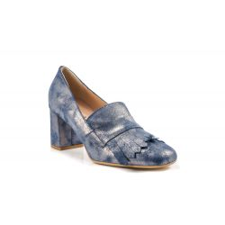 Decollete  Mary Moda color Blu  Mocassino Tacco Donna Mary Moda online - prezzo:   59.90 €