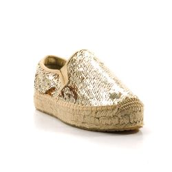 Espadrillas  Replay color Oro  Espadrillas Donna Replay online - prezzo:   29.90 €