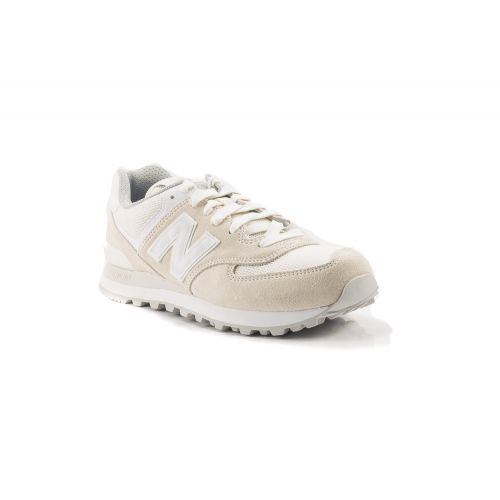 New Balance Sneakers Beige-Bianco