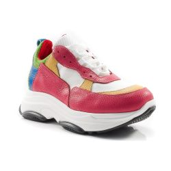 Sneakers  Divine Follie color Multicolor  Sneaker Bassa Donna Divine Follie online - prezzo:   69.93 €