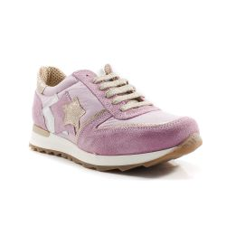 Sneakers Basse  Divine Follie color Rosa  Sneaker Bassa Donna Divine Follie online - prezzo:   39.95 €