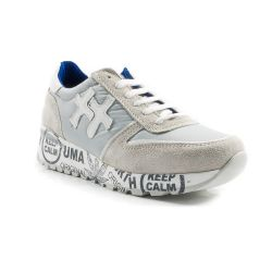 Sneakers  Divine Follie color Bianco-Argento  Sneaker Bassa Donna Divine Follie online - prezzo:   79.90 €