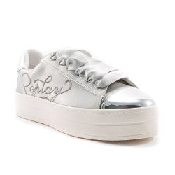 Sneakers Basse  Replay color Argento  Sneaker Bassa Donna Replay online - prezzo:   49.90 €