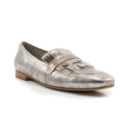 Mocassini  D+ color Platino  Mocassino Donna D+ online - prezzo:   54.95 €