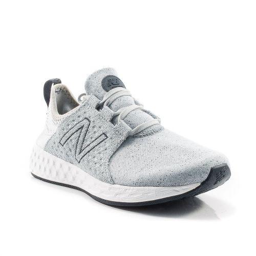 0c7bec3e0f5f9 ▷ Sneaker Bassa Donna New Balance CRUZ tessuto grigio -50% online ...
