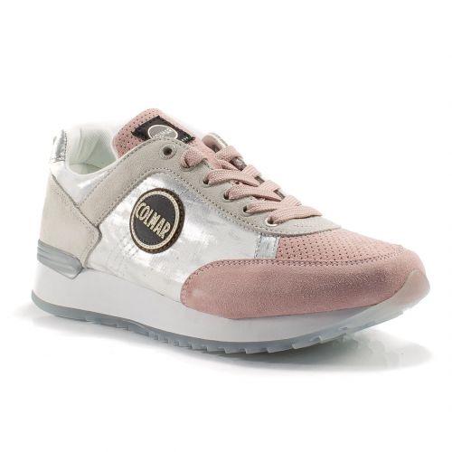 the latest 0ee6d 46aeb ▷ Sneaker Bassa Donna Colmar TRAVIS-PRIME-119 pelle ...