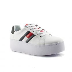 Sneakers  Tommy Hilfiger color Bianco  Sneaker Bassa Donna Tommy Hilfiger online - prezzo:   59.94 €
