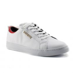 Sneakers  Tommy Hilfiger color Bianco  Sneaker Bassa Donna Tommy Hilfiger online - prezzo:   99.90 €