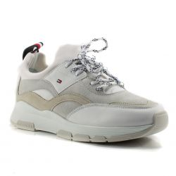 Sneakers  Tommy Hilfiger color Bianco  Sneaker Bassa Donna Tommy Hilfiger online - prezzo:   49.90 €