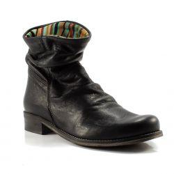 17583a2414ccff Tronchetti da donna Novità color Nero Tronchetto Basso Donna Novità online  - prezzo: 69.93 €