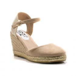 Zeppe  Divine Follie color Taupe  Zeppa Donna Divine Follie online - prezzo:   34.93 €