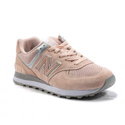 Sneakers  New Balance color Rosa  Sneaker Bassa Donna New Balance online - prezzo:   89.90 €