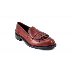 Mocassini  Latika color Bordeaux  Mocassino Donna Latika online - prezzo:   54.90 €