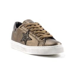 Sneakers  Divine Follie color Bronzo  Sneaker Bassa Donna Divine Follie online - prezzo:   69.90 €