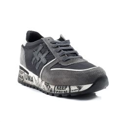 Sneakers  Divine Follie color Grigio  Sneaker Bassa Donna Divine Follie online - prezzo:   69.90 €