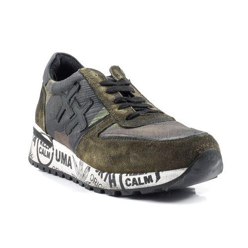 Sneakers  Paola Firenze color Camouflage  Sneaker Bassa Donna Paola Firenze online - prezzo:   59.90 €