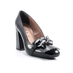 Scarpe di marca scontate  Latika color Nero  Decollete Donna Latika online - prezzo:   34.90 €