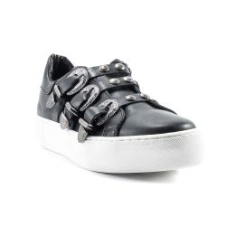 Sneakers  Jiudit color Nero  Sneaker Bassa Donna Jiudit online - prezzo:   44.90 €