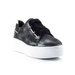 Sneakers  Just Another Copy color Nero  Sneaker Bassa Donna Just Another Copy online - prezzo:   119.90 €