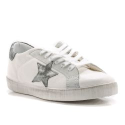 Sneakers  Divine Follie color Bianco  Sneaker Bassa Donna Divine Follie online - prezzo:   79.90 €