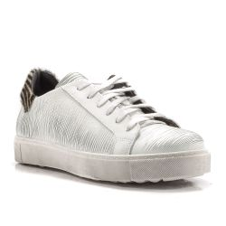 Sneakers  Divine Follie color Bianco  Sneaker Bassa Donna Divine Follie online - prezzo:   99.90 €