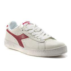 Sneakers Diadora color Bianco-Rosso Sneaker Bassa Donna Diadora online -  prezzo  49.90 € 8bfb785e136