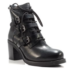 Juice Shoes  Juice color Nero  Tronchetto Tacco Donna Juice online - prezzo:   139.90 €