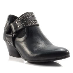 Juice Shoes  Juice color Nero  Tronchetto Tacco Donna Juice online - prezzo:   69.90 €