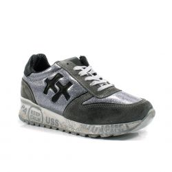 Sneakers  Divine Follie color Grigio  Sneaker Bassa Donna Divine Follie online - prezzo:   79.90 €