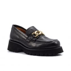 Mocassini donna  Gianni Mazza color Nero  Mocassino Donna Gianni Mazza online - prezzo:   109.90 €