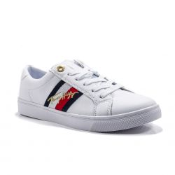 Sneakers  Tommy Hilfiger color Bianco  Sneaker Bassa Donna Tommy Hilfiger online - prezzo:   79.92 €