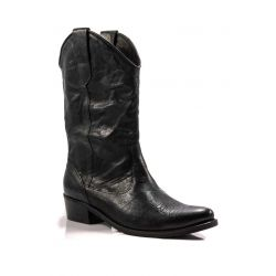 Stivali  Latika color Nero  Texano Donna Latika online - prezzo:   139.90 €