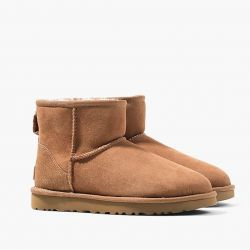 Gaia Shoes  Ugg color Marrone  Stivaletto lana Donna Ugg online - prezzo:   154.70 €