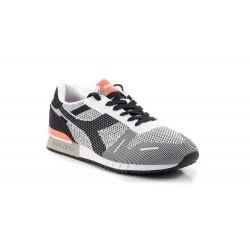 e25f7498d2f2b Sneakers Basse Diadora color Bianco-Nero Sneaker Bassa Uomo Diadora online  - prezzo  39.90