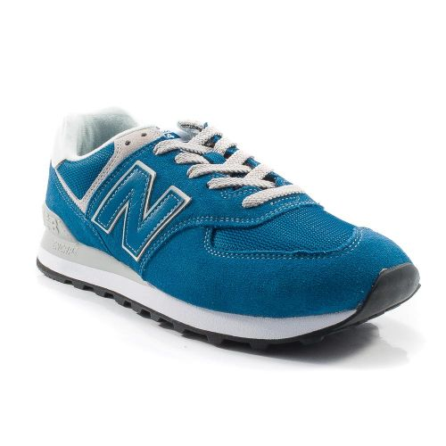 Sneakers  New Balance color Bluette  Sneaker Bassa Uomo New Balance online - prezzo:   89.90 €