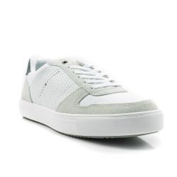 Sneakers Basse  Tommy Hilfiger color Bianco  Sneaker Bassa Uomo Tommy Hilfiger online - prezzo:   49.90 €