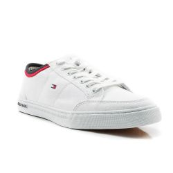 Sneakers  Tommy Hilfiger color Bianco  Sneaker Bassa Uomo Tommy Hilfiger online - prezzo:   79.90 €