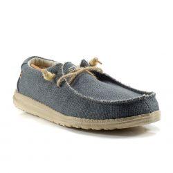 c8b6624b1578f Scarpe da uomo Dude color Blu Sneaker Bassa Uomo Dude online - prezzo   54.90 €