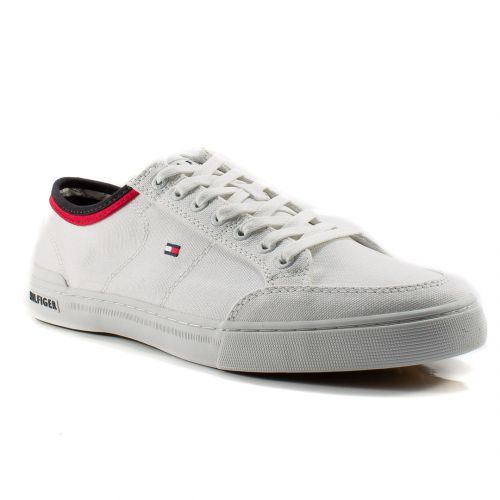 finest selection 5141d 36fd9 ▷ Sneaker Bassa Uomo Tommy Hilfiger FM00543CV-CORE ...