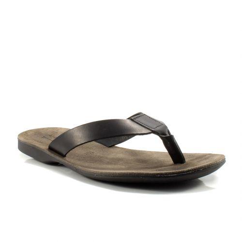 offerta speciale vestibilità classica qualità ▷ Infradito Uomo Latika 06140 pelle nero -15% online | Novità ...