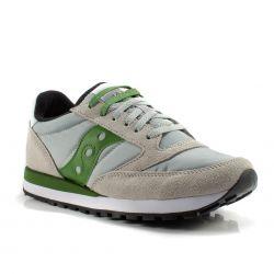 0cf8347a77e23 Scarpe da uomo Saucony color Grigio-Verde Sneaker Bassa Uomo Saucony online  - prezzo