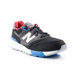 Sneakers  New Balance color Nero-Bluette  Sneaker Bassa Uomo New Balance online - prezzo:   99.90 €