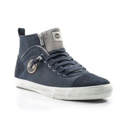 Scarpe Colmar scontate Colmar color Blu-Grigio Sneaker Alta Uomo Colmar  online - prezzo  458d9284fb9