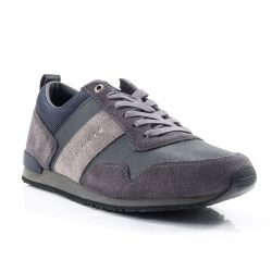 Sneakers Basse  Tommy Hilfiger color Grigio-Blu  Sneaker Bassa Uomo Tommy Hilfiger online - prezzo:   49.90 €
