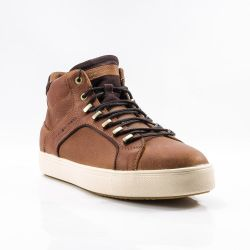 Sneakers  Tommy Hilfiger color Cognac  Sneaker Alta Uomo Tommy Hilfiger online - prezzo:   134.90 €