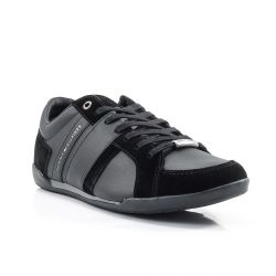 Sneakers Basse  Tommy Hilfiger color Nero  Sneaker Bassa Uomo Tommy Hilfiger online - prezzo:   54.90 €