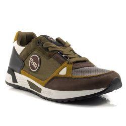 Sneakers Colmar color Verde-Grigio Sneaker Bassa Uomo Colmar online -  prezzo  69.90 € be250e51103