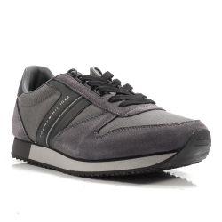 Scarpe Tommy Hilfiger Tommy Hilfiger color Grigio Sneaker Bassa Uomo Tommy  Hilfiger online - prezzo  5c251b6c577